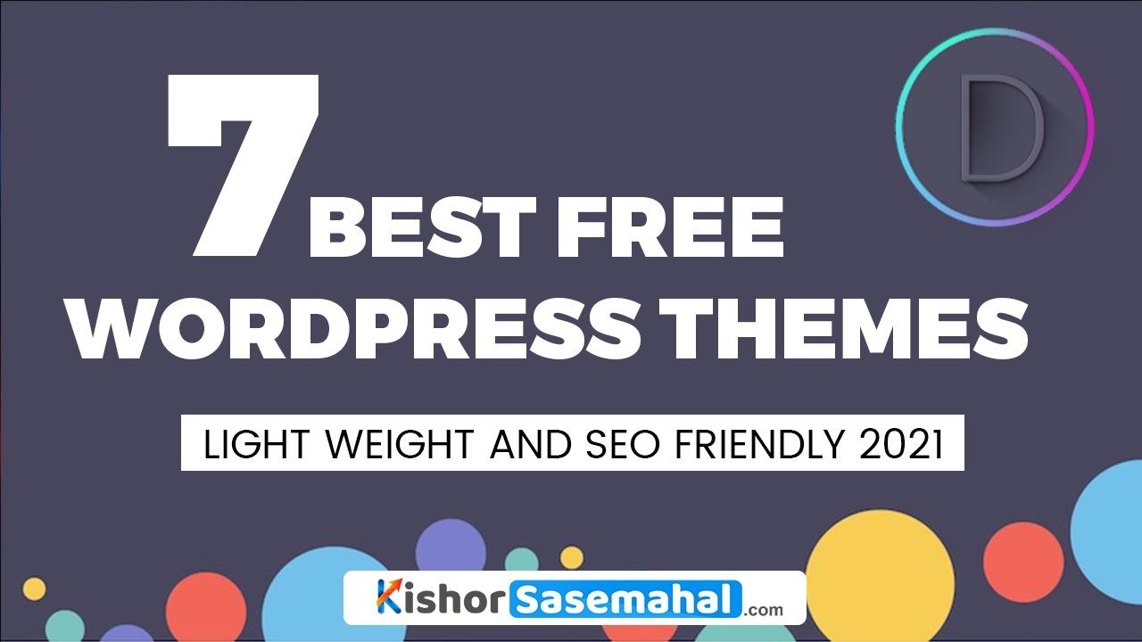 7 best wordpress theme