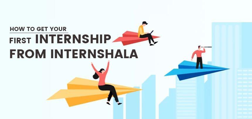 how to get internship from intershala