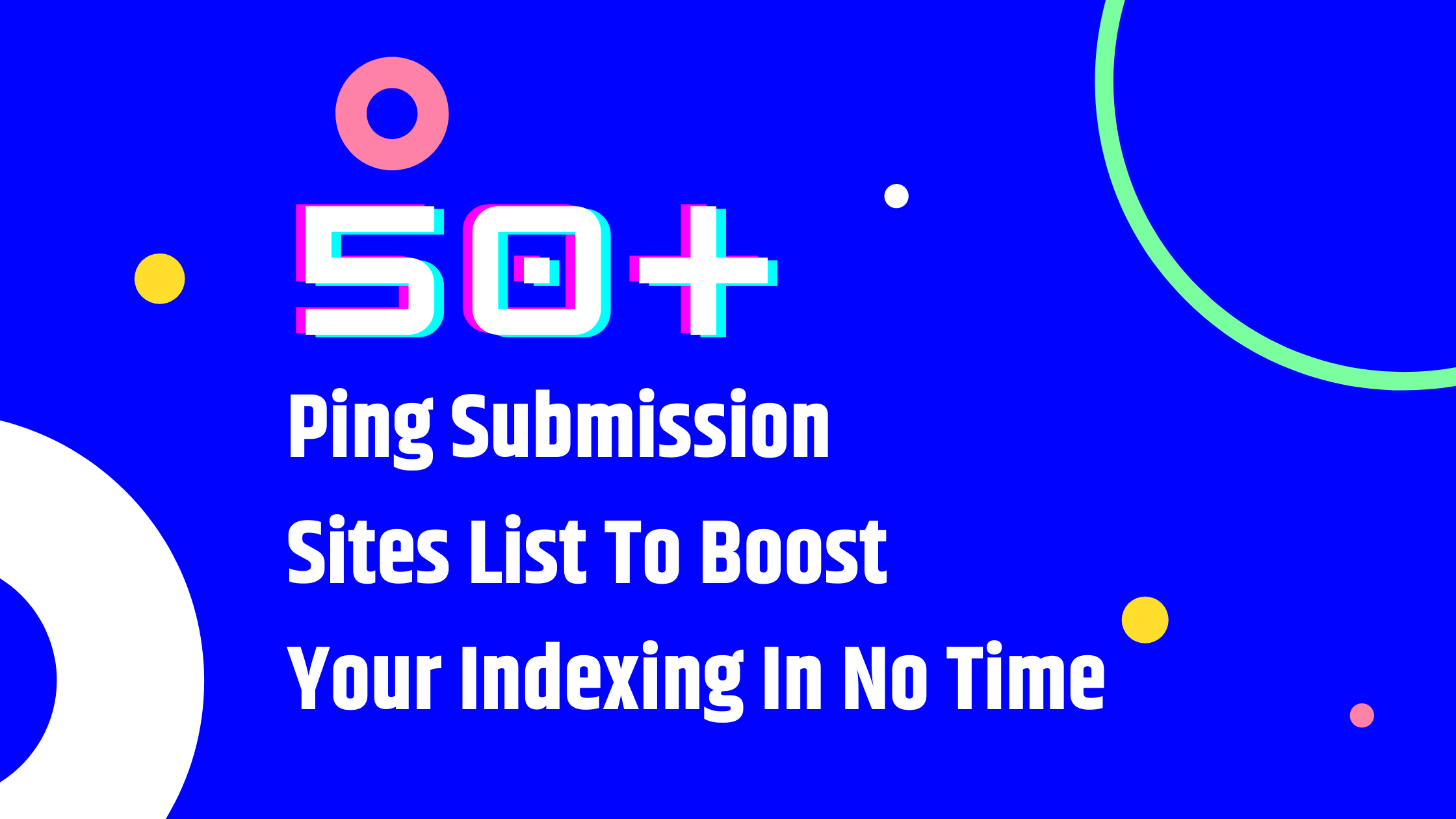 50 ping submission site