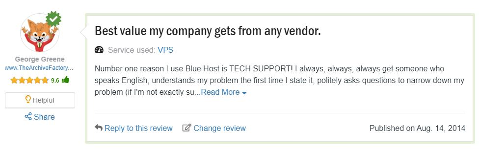 Bluehost Web Hosting Review In 2021