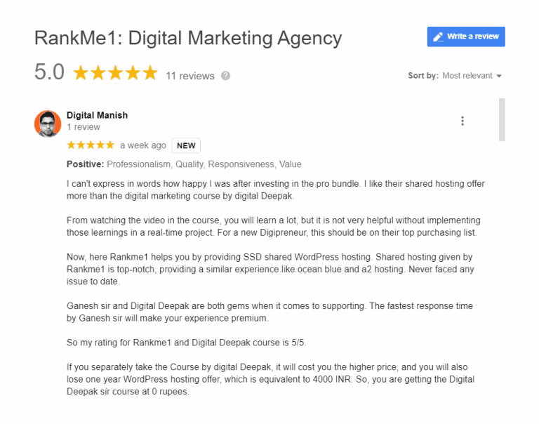 Digital Marketing Mastery Bundle Review