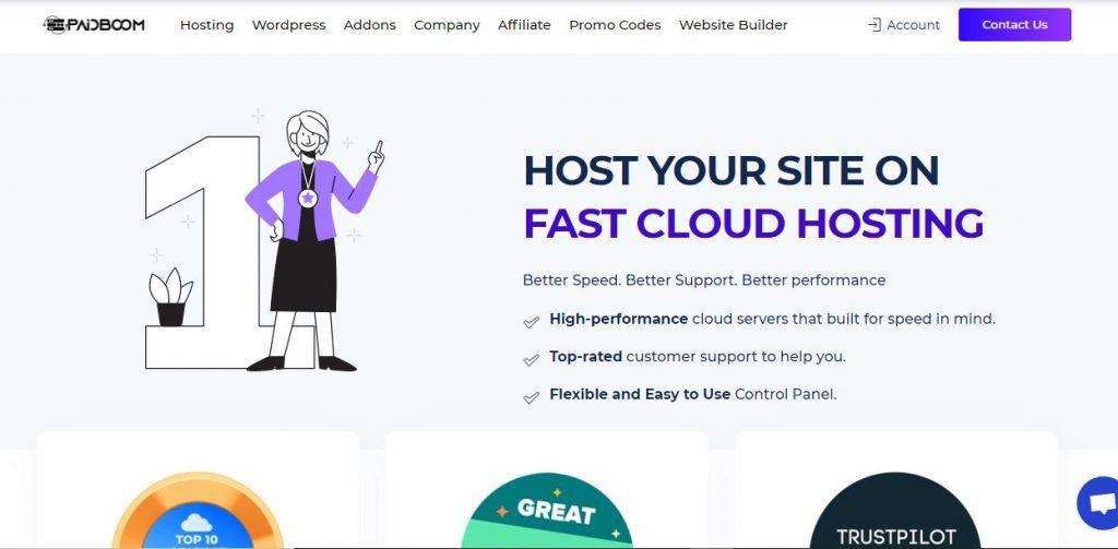 Paidboom hosting review