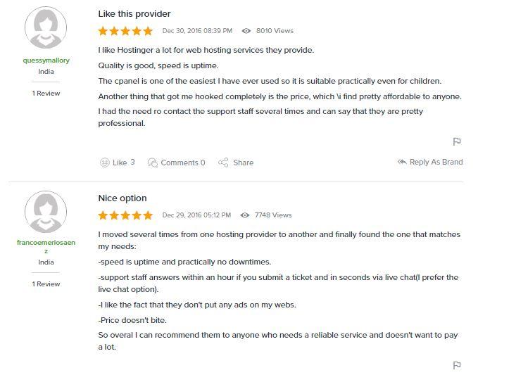 Hostinger.in Review Cheap Hosting